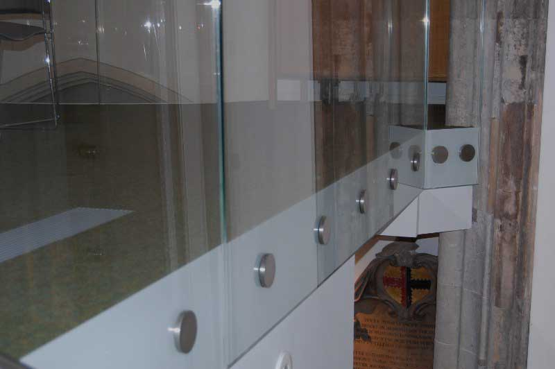 Bolted Glass Balustrade Installations