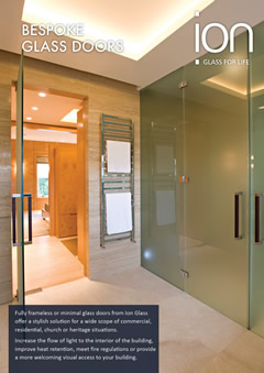 Bespoke Glass Doors Brochure
