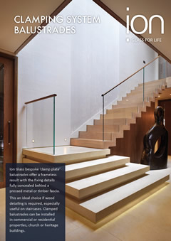 Clamping System Glass Balustrades Brochure