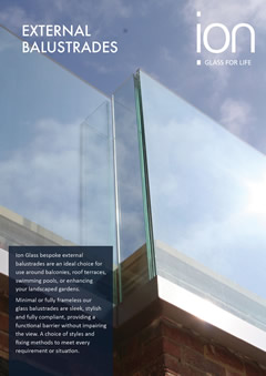 External Glass Balustrades Brochures