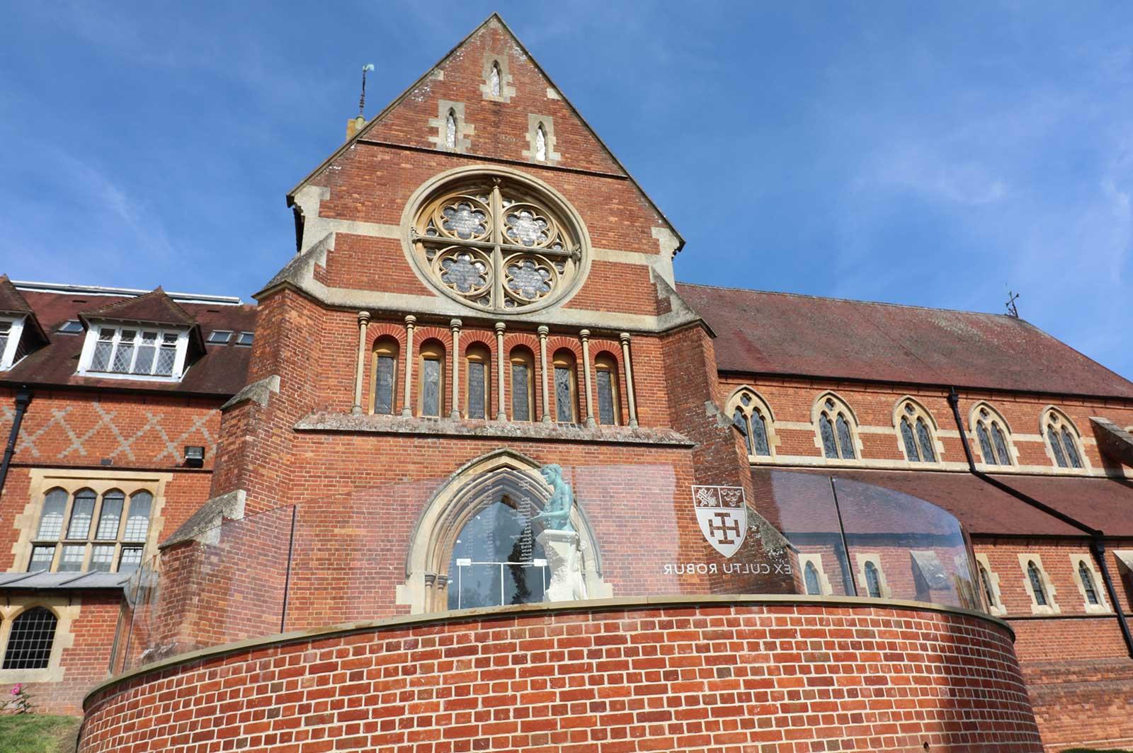 Cranleigh School External Glass Balustrades