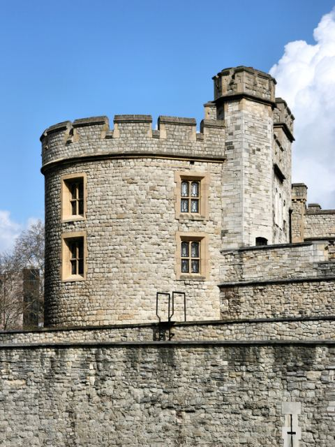 Glass Installed at Devereux, Tower Of London