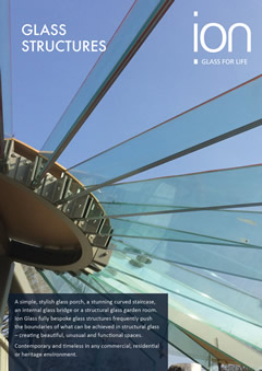 Ion Glass Structures Brochure