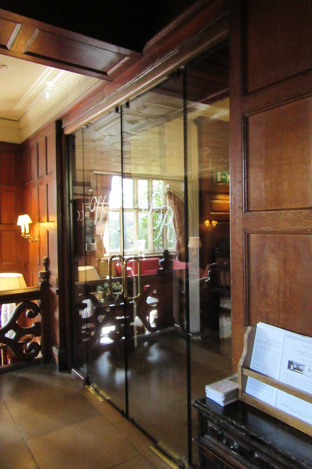 Heritage Fire Rated Glass Doors Ionglass