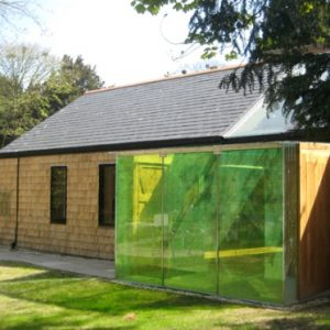 Coloured Glass Extension, St. Thomas of Canterbury Church