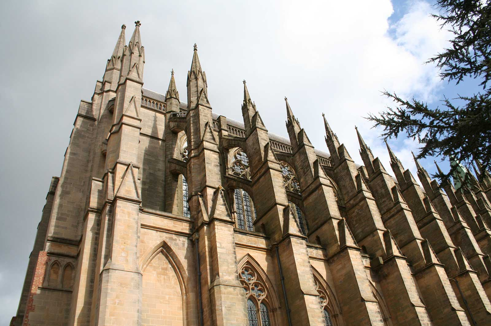 Lancing College, West Sussex