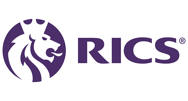 RICS Logo Purple, Ion Glass
