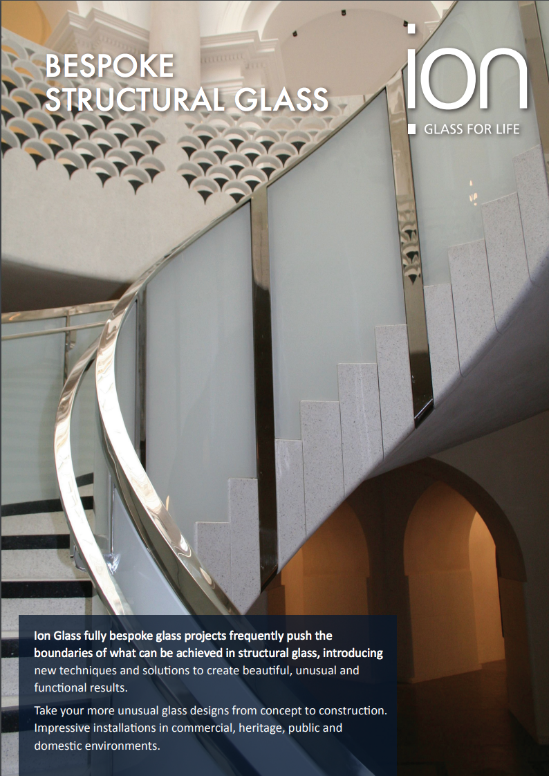 Bespoke Structural Glass Solutions Brochure