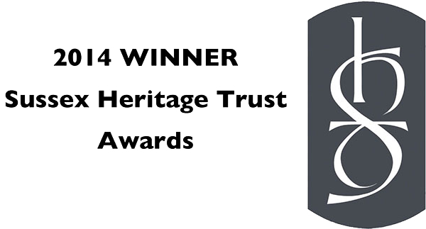 Sussex Heritage Trust Award 2014 Ion Glass Winners