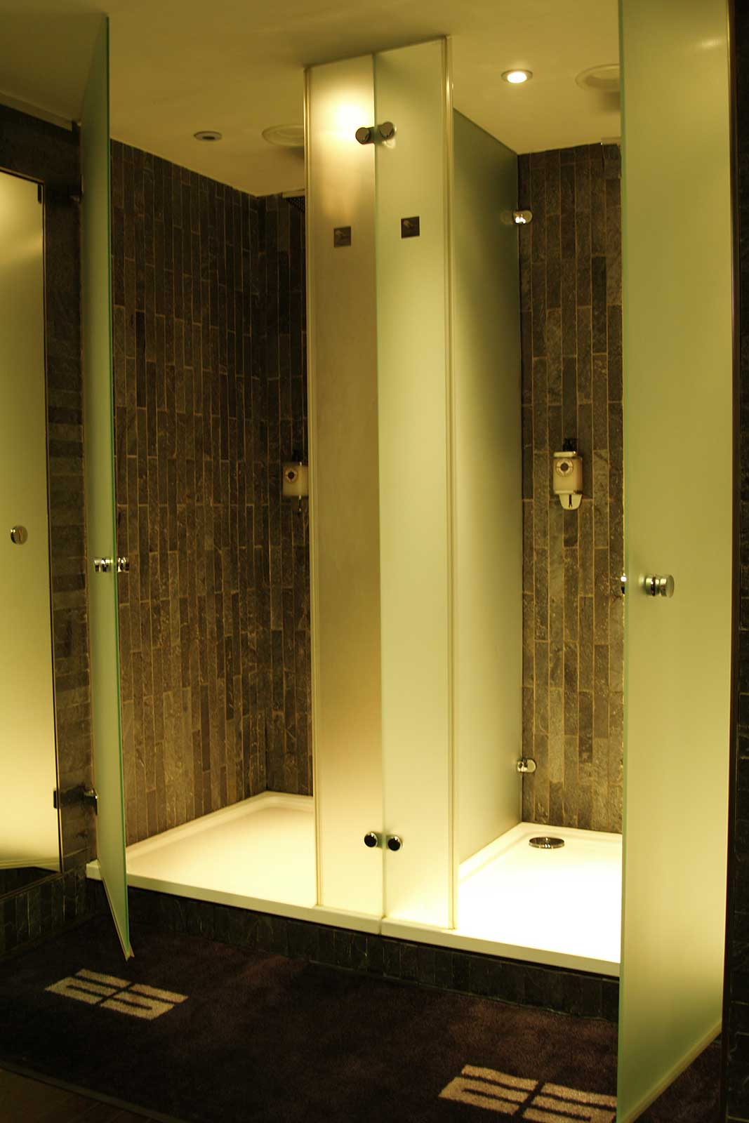 Bespoke Glass Shower Cubicles