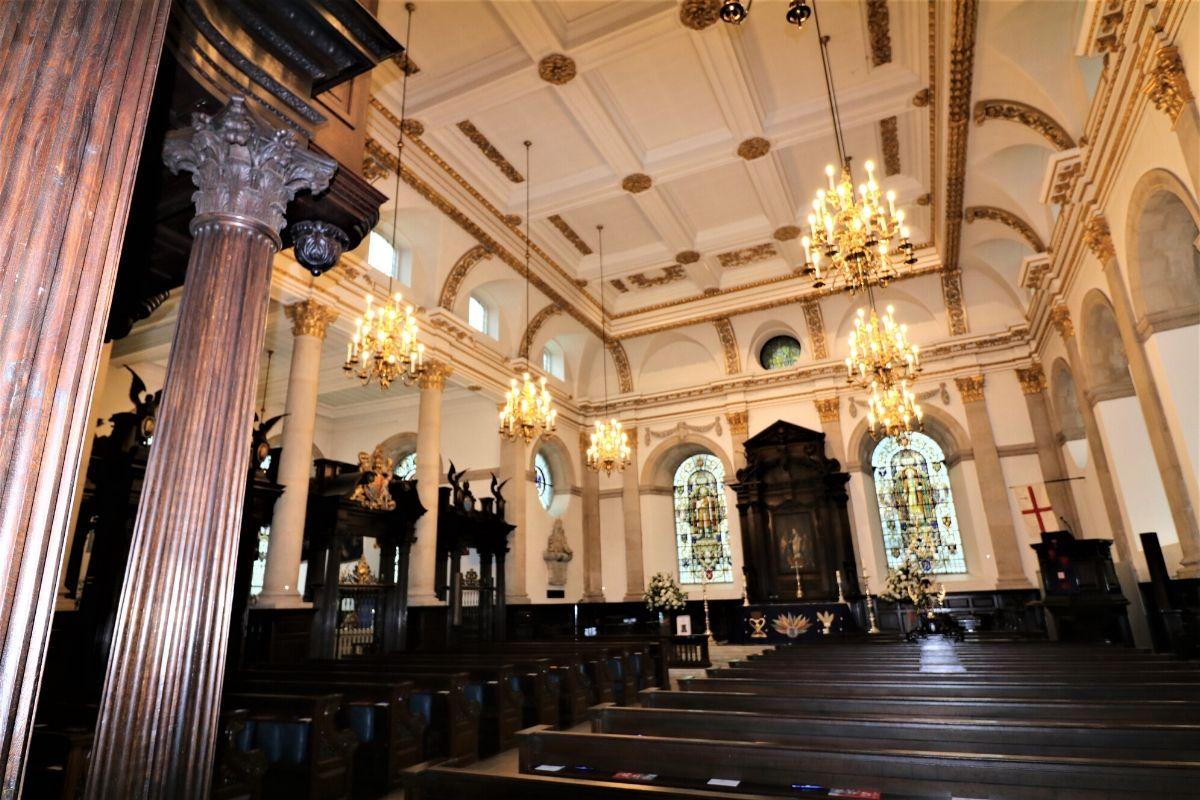 St Lawrence Jewry Church, London