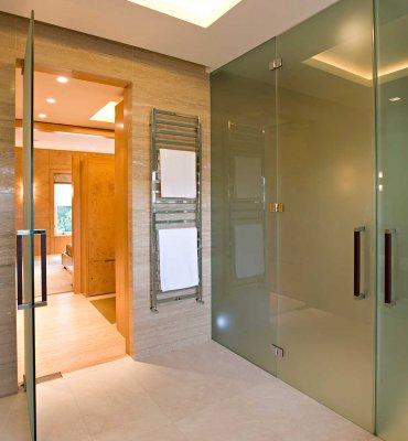 Frameless Glass Doors | Glass Pivot Door | Sliding Glass