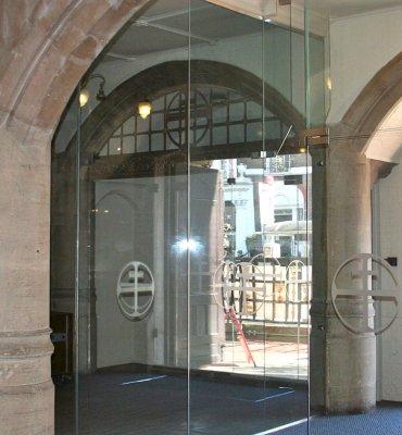 Heritage Frameless Glass Doors Ionglass